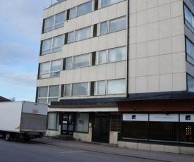 Light and convenient two-bedroom apartment near Seinäjoki Travel Center