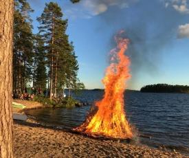 Koskenselkä Camping