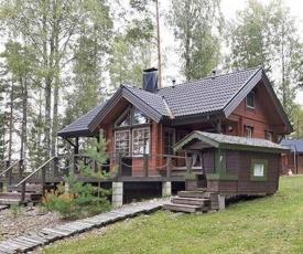 Holiday Home Puolen hehtaarin metsä